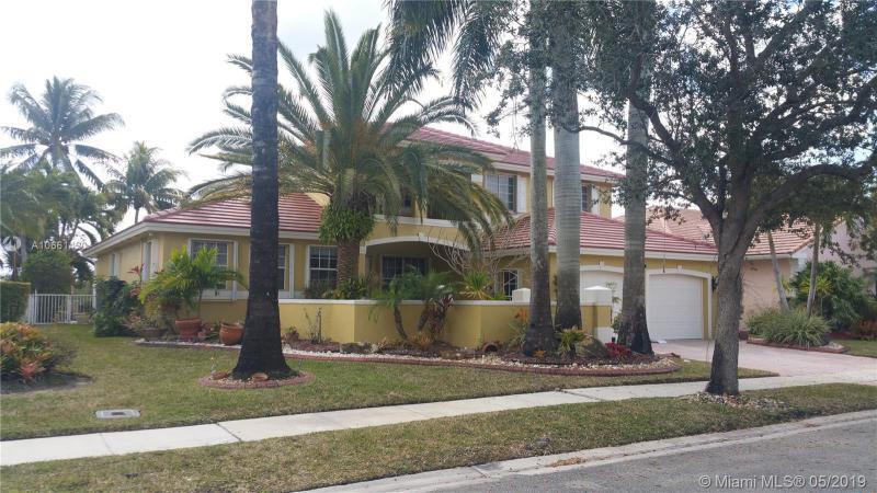 18460 SW 4th St, Pembroke Pines, FL, 33029