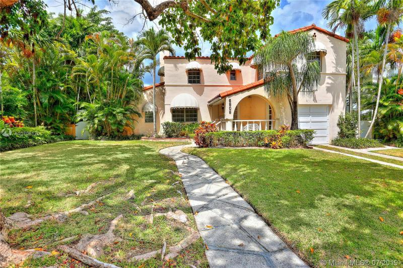 6808 San Vicente St, Coral Gables, FL, 33146