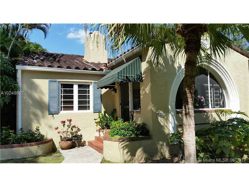 For Sale at  547   Navarre Ave Coral Gables  FL 33134 - Coral Gables Sec B - 3 bedroom 2 bath A10249887_2