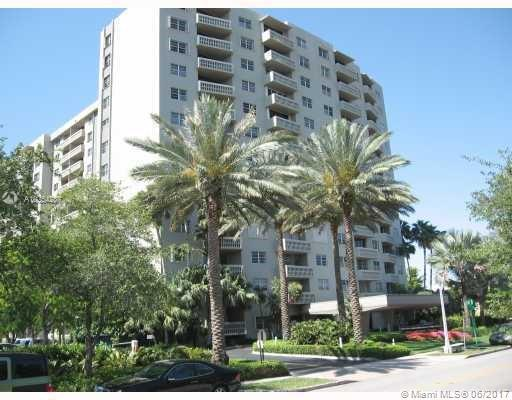 Real Estate For Rent 90   Edgewater Dr #802 Coral Gables  FL 33133 - Gables Waterway Towers Co