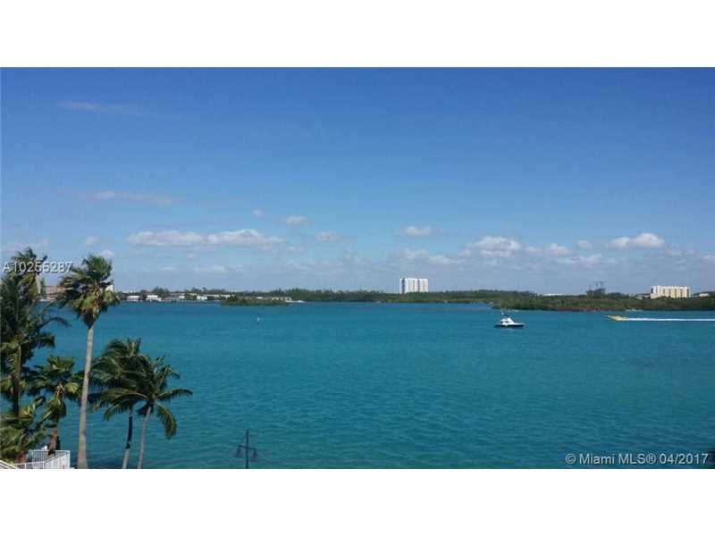 For Sale at 10350 W Bay Harbor Dr #4B Bay Harbor Islands  FL 33154 - Island Pointe Conds - 1 bedroom 1 bath A10255287_1