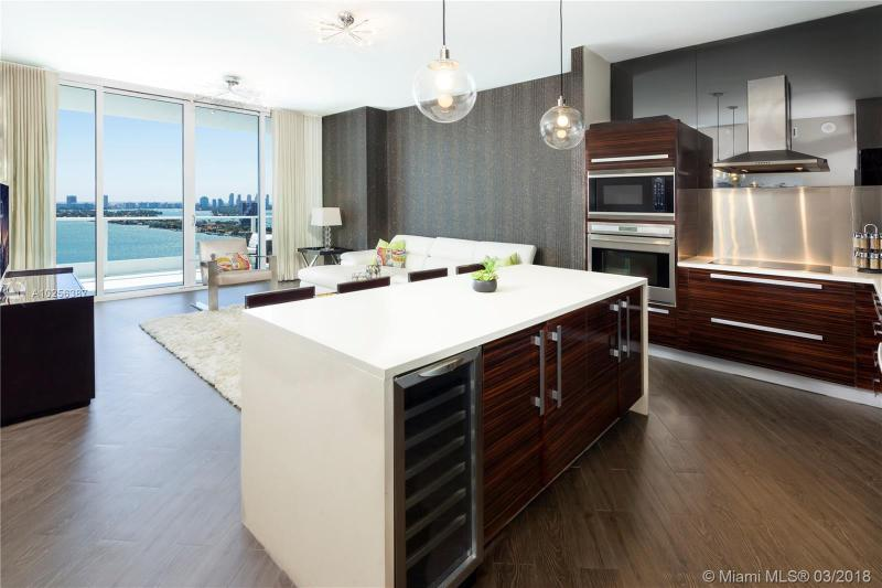 For Sale 2020 N Bayshore Dr #2608  Miami  FL 33137 - Paramount Bay