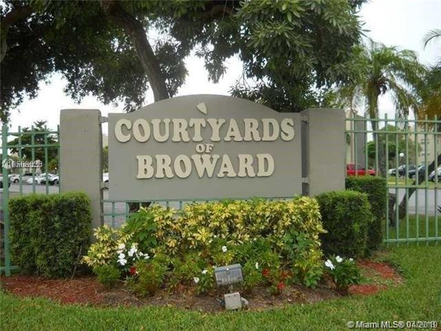 1800 SW 81st Ave  Unit 1309, North Lauderdale, FL 33068-6101