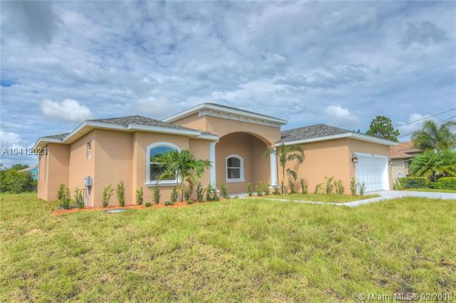 PORT ST LUCIE SECTION 44 REAL ESTATE