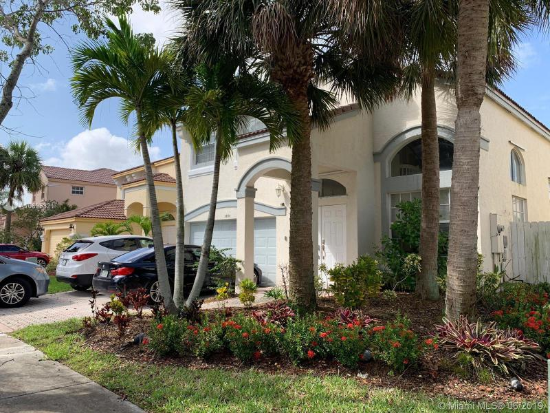 1484 NW 153rd Ave, Pembroke Pines, FL, 33028