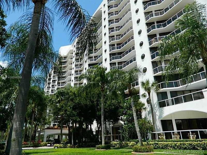 For Sale 3610   Yacht Club Dr #510 Aventura  FL 33180 - Portsview At The Waterway