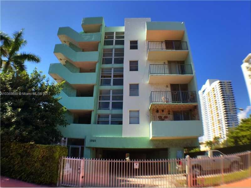 Residential Rental En Rent En Miami-Dade  , Miami Beach, Usa, US RAH: A10359888