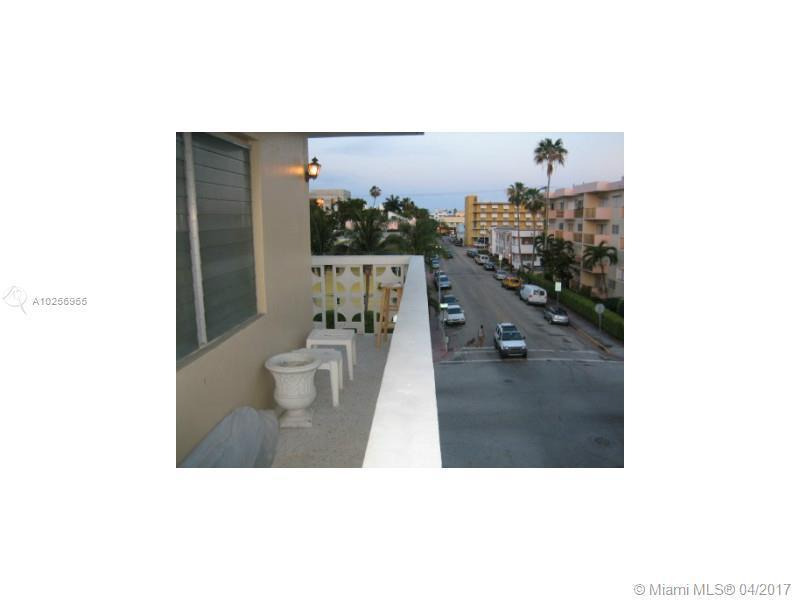 For Sale at  900   Euclid Av #17 Miami Beach  FL 33139 - 900 Euclid Ave Inc - 1 bedroom 1 bath A10256955_2