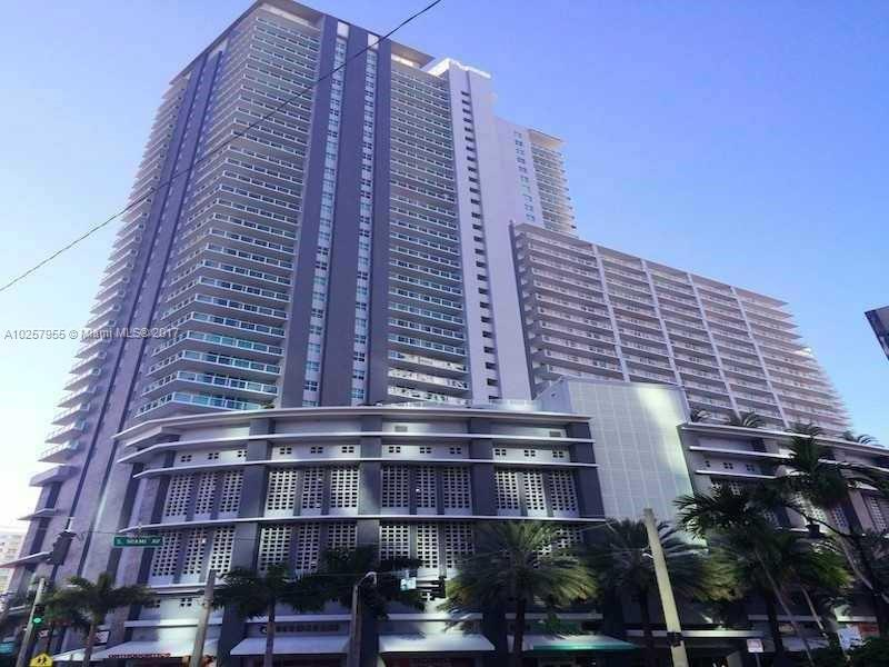 Real Estate For Rent 1250 S Miami Ave #811  Miami  FL 33130 - Vue At Brickell