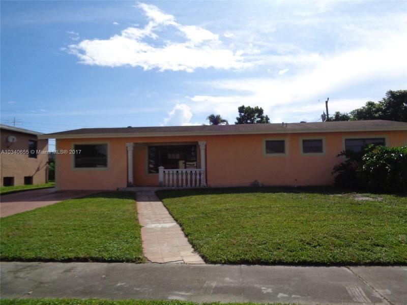 Miami Gardens Single Family A10340655