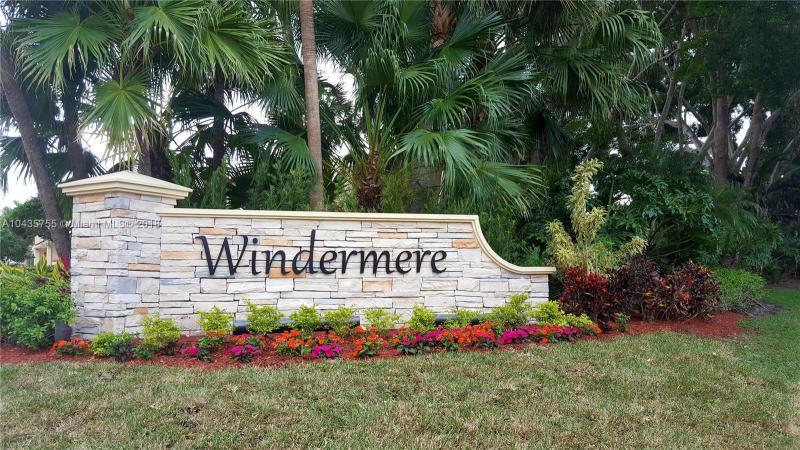 Windermere - Palm Beach Gardens - A10435755