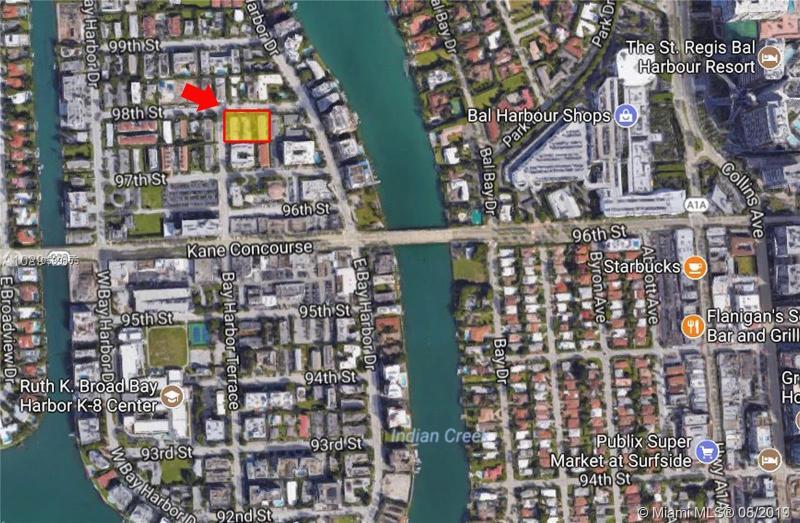 9700 E Bay Harbor Dr  Unit 209, Bay Harbor Islands, FL 33154-1700