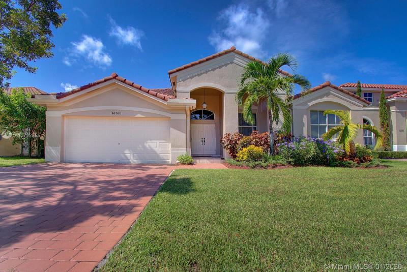16760 SW 38th St,  Miramar, FL