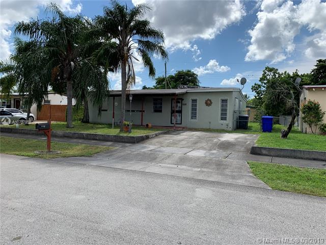 3660 SW 46th Ave, West Park, FL, 33023