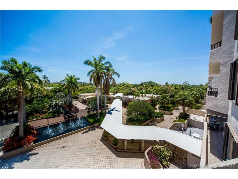 Real Estate For Rent 151   Crandon Bl #425 Key Biscayne  FL 33149 - The Emeraldbay @ Key Colo