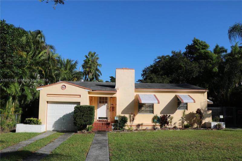4065  Bonita Ave, Coral Gables in Miami-Dade County, FL 33133 Home for Sale