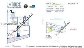 185 SW 7th St  Unit 2006, Miami, FL 33130-2973