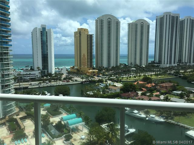 Real Estate For Rent 16500   Collins Ave #1652 Sunny Isles Beach  FL 33160 - Oceania V Condo