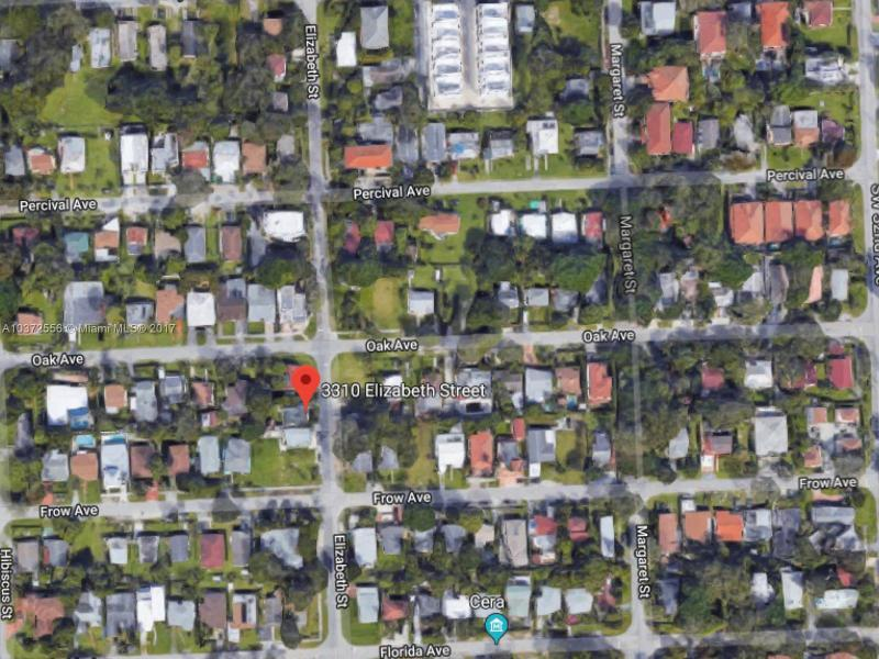 3514  Frow Ave , Coconut Grove, FL 33133-4923