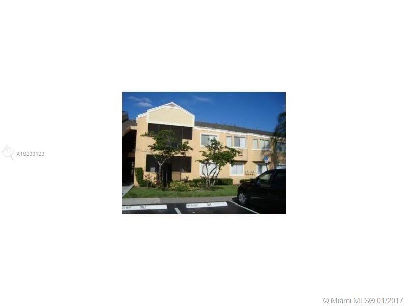 8375 5TH ST  Unit 103, Pembroke Pines, FL 33026