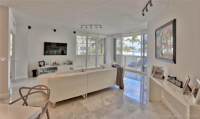 For Sale at  9595   Collins Ave #N2-H Surfside FL 33154 - Solimar Condo - 2 bedroom 2 bath A10224690_10