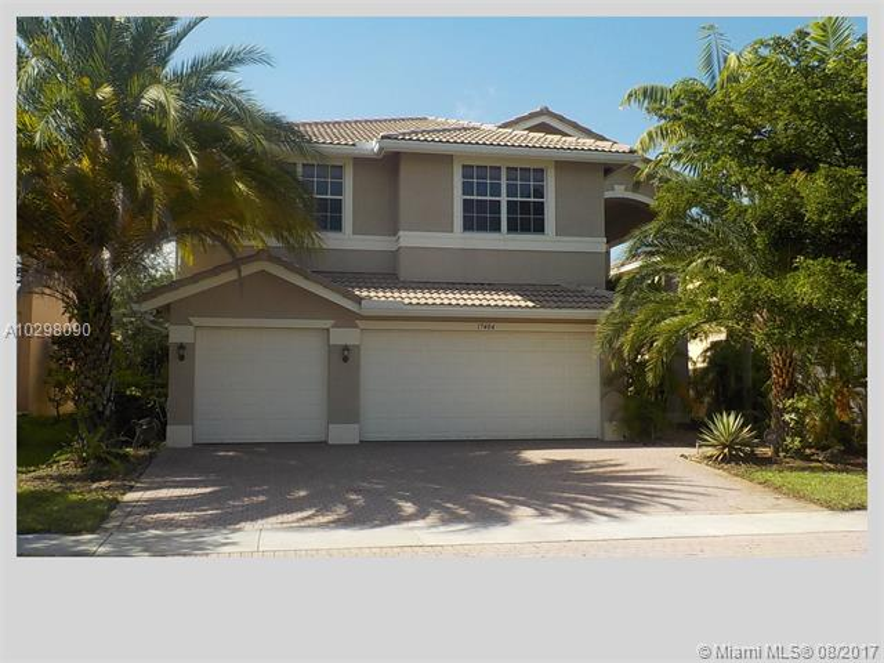 17404 SW 47 CT,  Miramar, FL