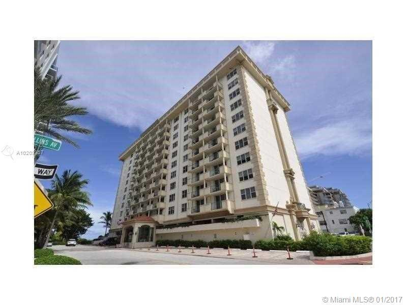 For Sale at  9195   Collins Ave #411 Surfside FL 33154 - Carlisle On The Ocean - 1 bedroom 1 bath A10209957_4