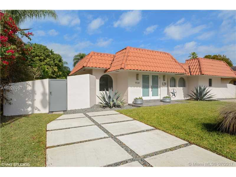 For Sale at  9520   Biscayne Blvd Miami Shores  FL 33138 - Miami Shores Sec 3 - 4 bedroom 3 bath A10226957_22