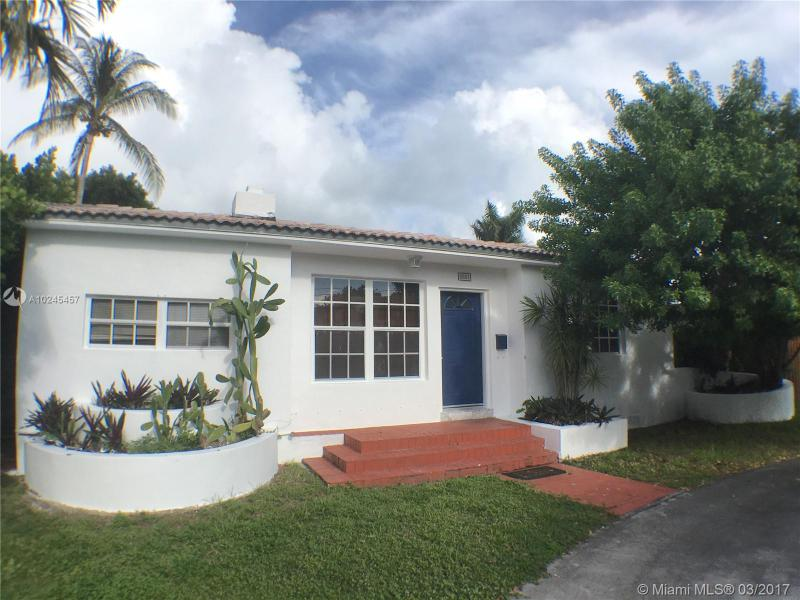 Real Estate For Rent 8851   Emerson Av #house Surfside FL 33154 - Joba Condo