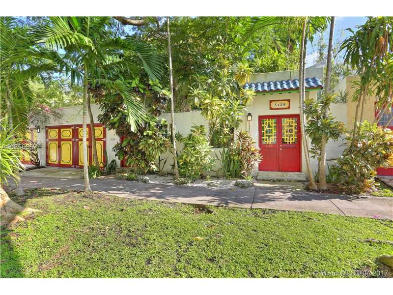 Real Estate For Rent 5129   Riviera Dr #  Coral Gables  FL 33146 - C Gab Riviera Sec Pt 2 Re