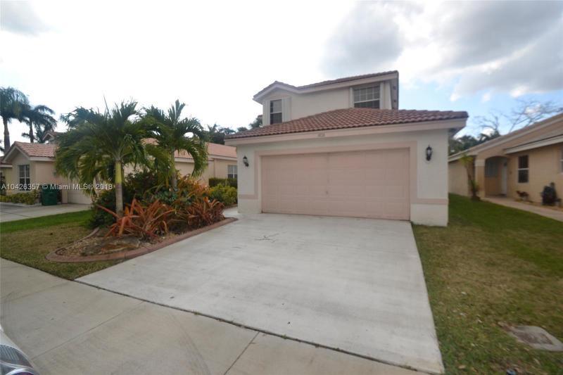 1858 SW 177th Ave,  Miramar, FL
