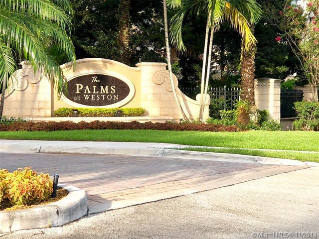 THE PALMS AT WESTON