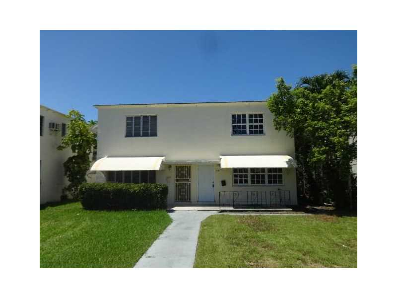 Miami Beach Single Family A10114324