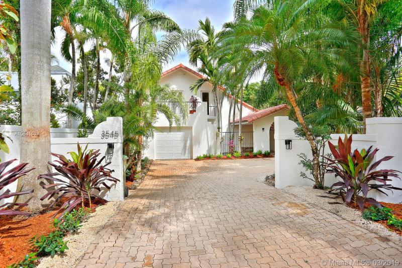 3545  Palmetto Ave, Coral Gables in Miami-Dade County, FL 33133 Home for Sale