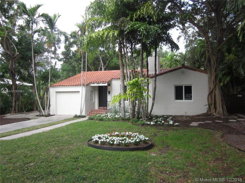 For Sale at 741 NE 114Th St Biscayne Park  FL 33161 - Griffing Biscayne Park Es - 2 bedroom 2 bath A10189091_1