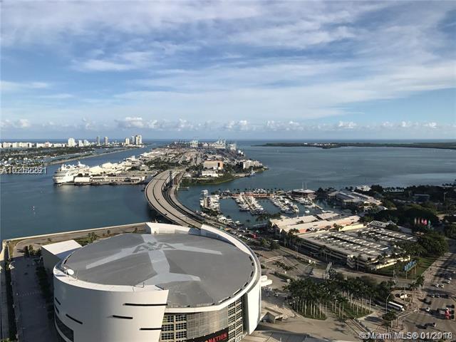 888 Biscayne Blvd 4301, Miami, FL 33132