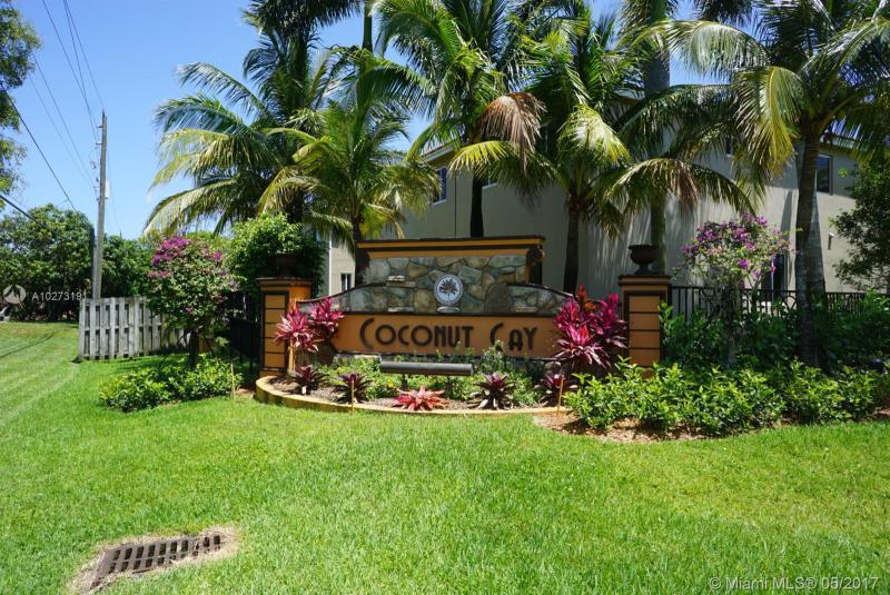 Coconut Cay Real Estate Miami Gardens Homes Condos