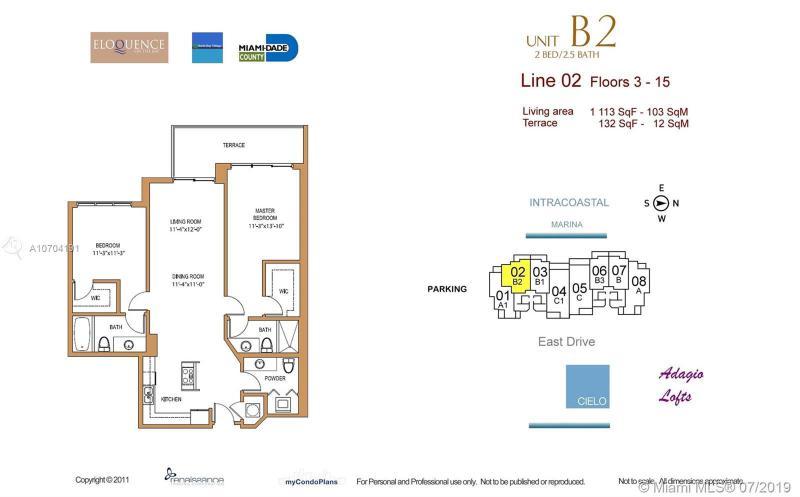 7928 East Dr 1102, North Bay Village, FL, 33141