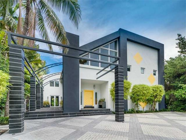 Miami Beach Single Family A2178591