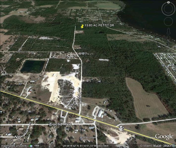 190 PETTIT RD-INTERLACHEN-FL, CRESCENT CITY, FL, 32112