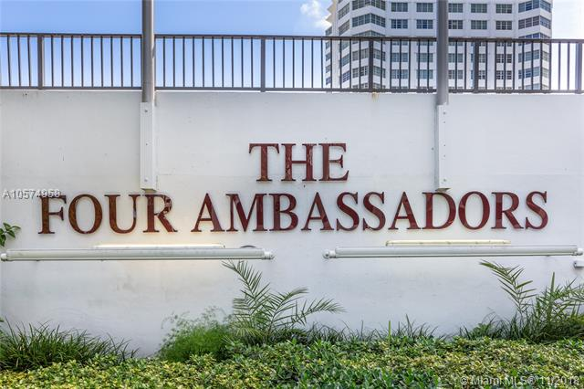 FOUR AMBASSADORS CONDO PH The