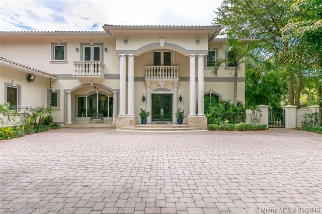 6680 SW 96th St, Coral Gables in Miami-Dade County, FL 33156 Home for Sale