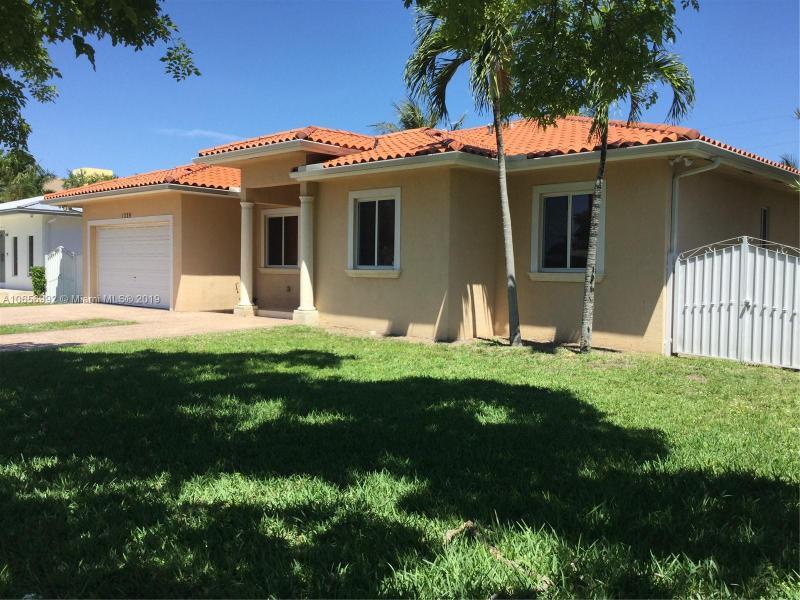 1136  Partridge , Miami Springs, FL 33166-3127