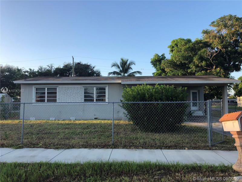 2980 NW 161st St, Miami Gardens, FL, 33054