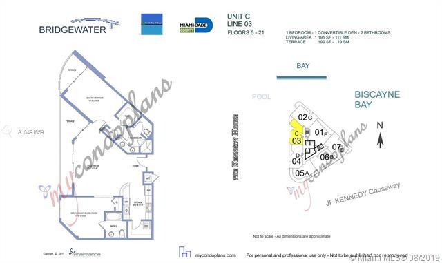 1881 79th St Cswy 1903, North Bay Village, FL, 33141