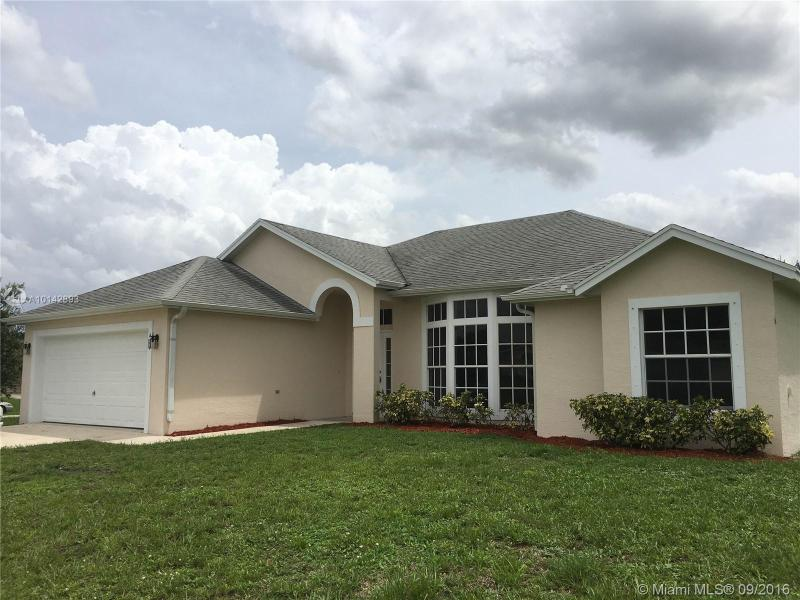 Port Saint Lucie Single Family A10142893