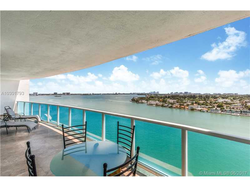 1881 79th St Cswy  Unit 1401, North Bay Village, FL 33141