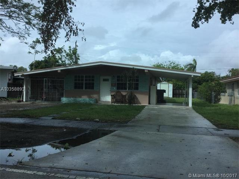 West Miami Single Family A10358893