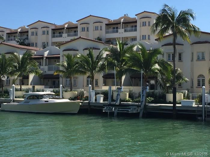 SUNSET HARBOUR TOWNHOUSE - Miami Beach - A10197360