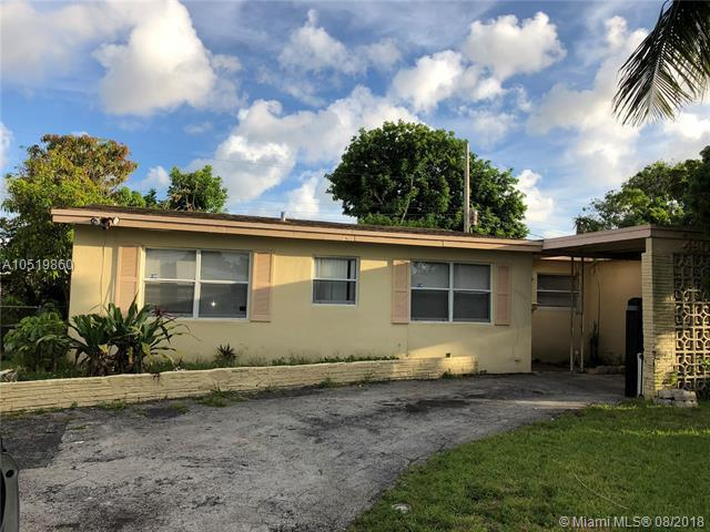 FLAIR SUBDIVISION NO 1 49 - Lauderhill - A10519860